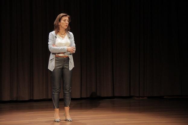 La investigadora en Fisiología Teresa Nestares.
