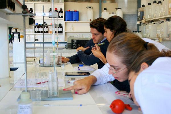Investigación en la Universidad de Granada.