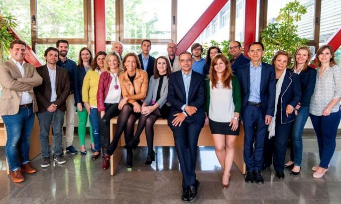Grupo de investigación Sustainability, que realizará el estudio.