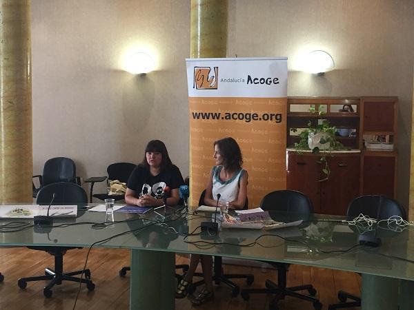 Sonia Díaz y Sylvia Koniecki.