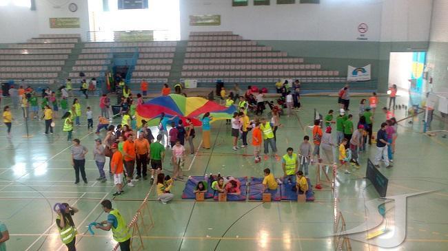 Una de las actividades de la Asociación San José.
