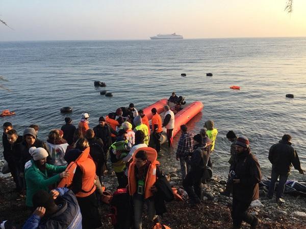 El drama de las personas refugiadas prosigue cada día en el Mediterráneo.