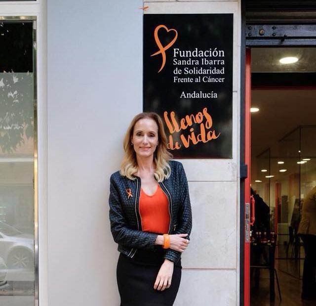Sandra Ibarra.