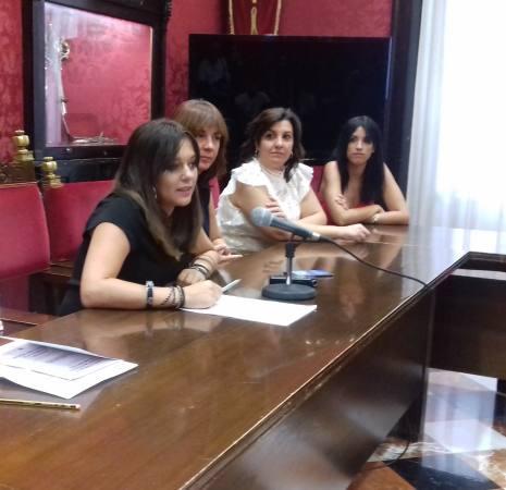 Jemi Sánchez ha presentado el proyecto.