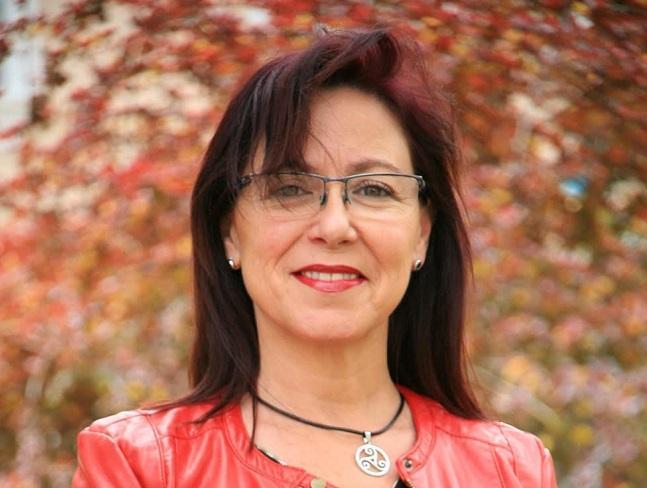 Ana Rodríguez, candidata de IU a la Alcaldía de Otura.