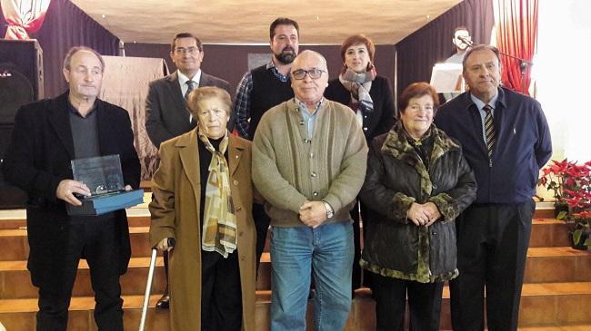 El acto ha estado presidido por el presidente de la Diputación y la delegada de la Junta.