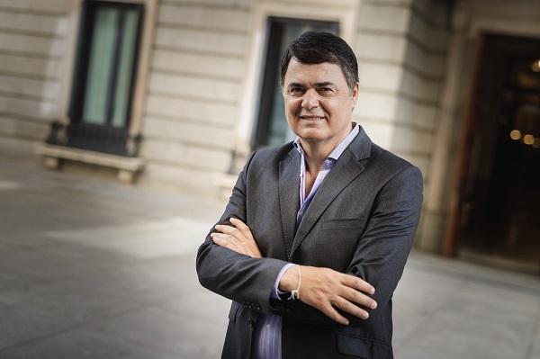 Carlos Rojas en una imagen de archivo.