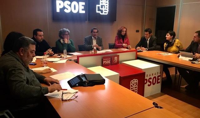 Reunión de la Comisión Ejecutiva Provincial.