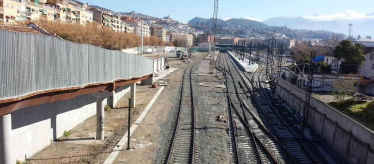 Granada lleva tres años y dos meses aislada por tren.