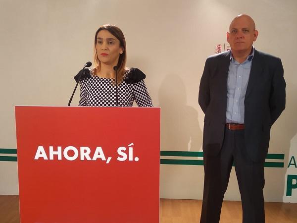 Olga Manzano y Gerardo Sánchez.