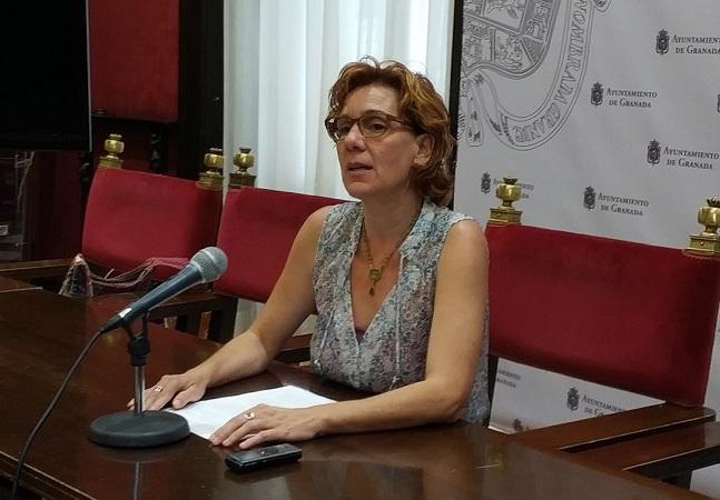 Pilar Rivas.