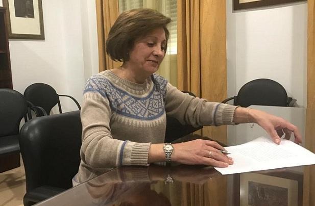 María del Carmen Alcalá.