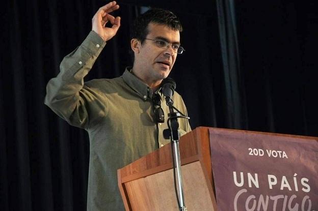 Pedro Honrubia.