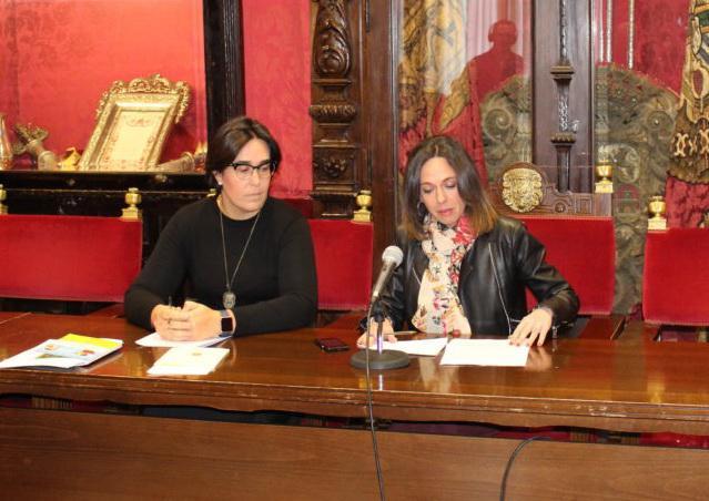 María Francés y Rocío Díaz en una imagen de archivo.