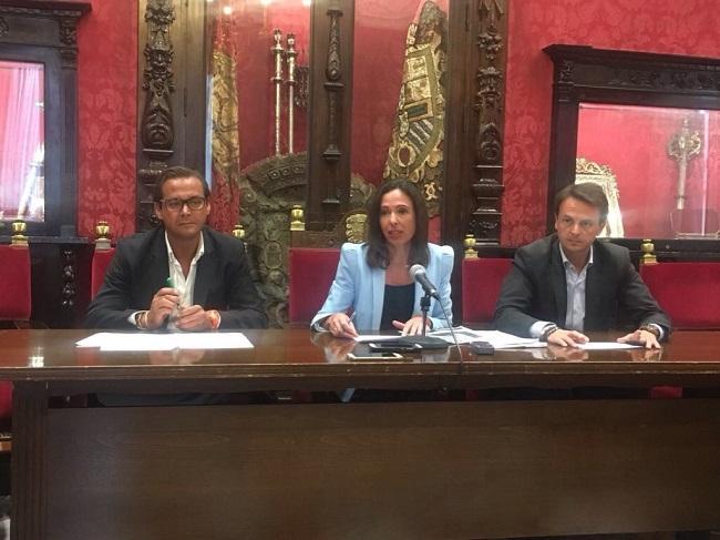 Granados, Díaz y Fuentes.