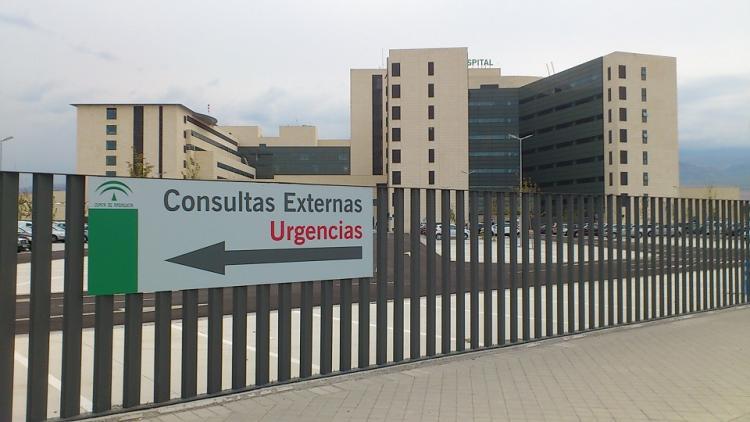 Hospital del Campus de la Salud.