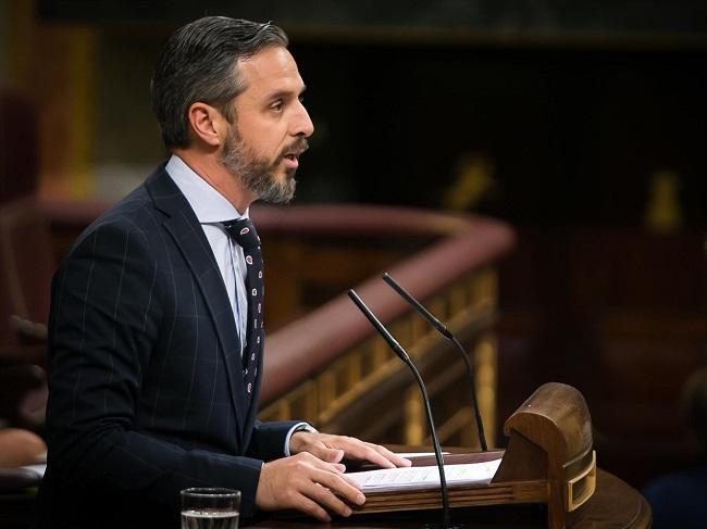 Juan Bravo en una imagen de archivo en el Congreso de los Diputados.