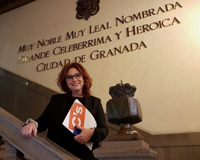 María del Mar Sánchez.