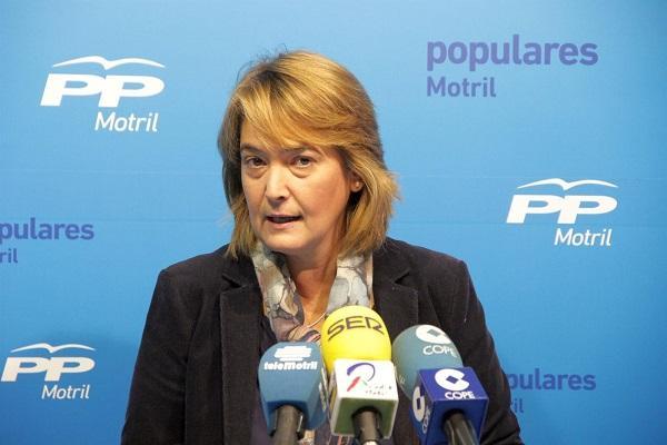 Luisa García Chamorro.