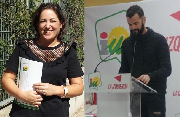 María del Carmen Pérez y Jesús Fernández Martín.