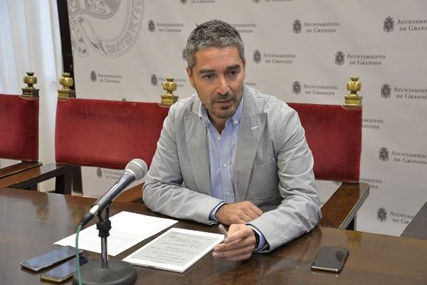 Manuel Olivares, en una imagen de archivo.