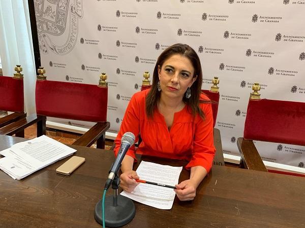 Raquel Ruz, en una imagen de archivo.