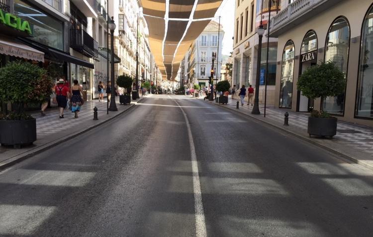 Imagen de Reyes Católicos sin coches.
