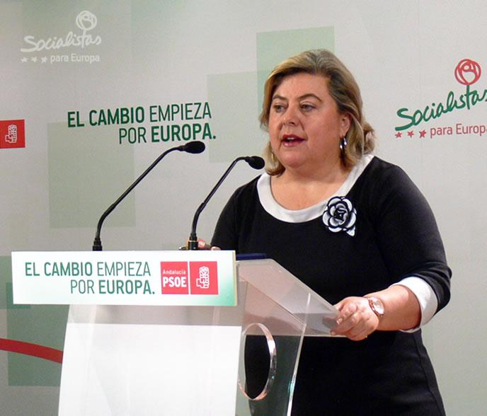 Clara Aguilera.
