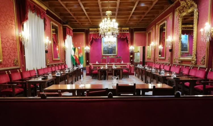 La Alcaldía de Granada no se despejará hasta este sábado.