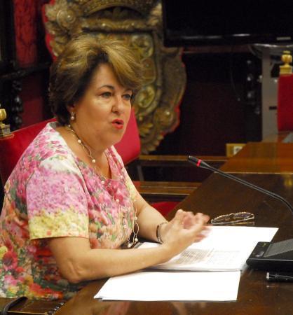 Telesfora Ruiz, en una imagen de archivo.