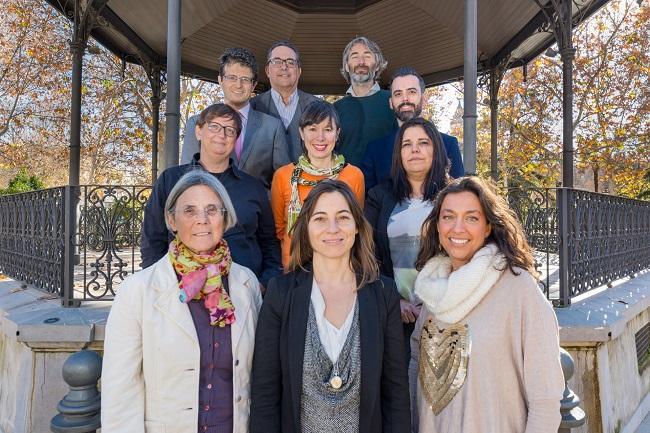 Candidatura de Vamos Granada a las Elecciones Municipales 2019.
