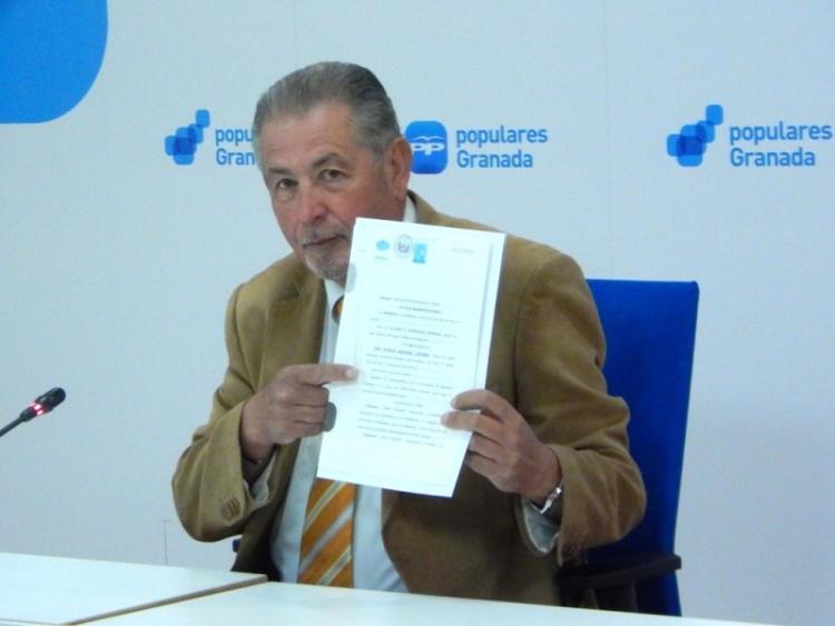 Vicente Aguilera en una imagen de archivo.
