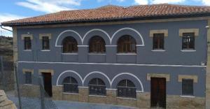 El colegio de Portell.
