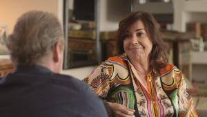 Carmen Martínez-Bordiú, entrevistada por Bertín Osborne en La 1.