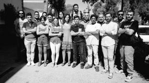 Trabajadores de Andalucia Directo, movilizados por condiciones laborales y profesionales dignas.