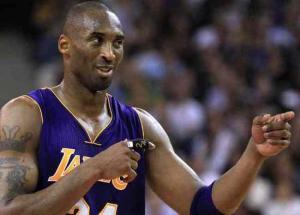 Kobe Bryant, una leyenda.
