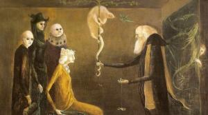'Syssigy' (1957), de Leonora Carrington.