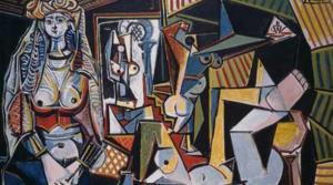 'Las mujeres de Argel', Pablo Picasso (1955)