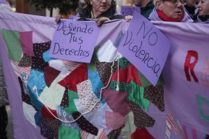 Manifestación del 8 de marzo en Granada.