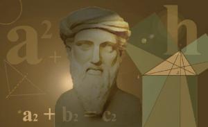Pitágoras y la magia de las matemáticas.