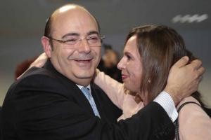 Sebastián Pérez y Rocío Díaz.