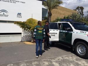 Operación 'Barrado', en el marco de las investigaciones de la jueza Alaya.
