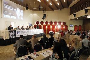 Sesión inaugural de las Jornadas.