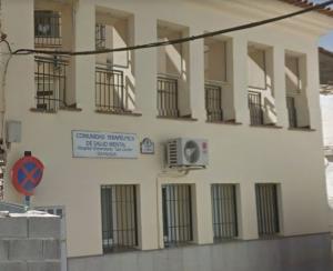 Exterior del centro, dependiente del Hospital San Cecilio.