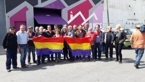 Imagen de archivo de la Asamblea Memorialista de Andalucía.
