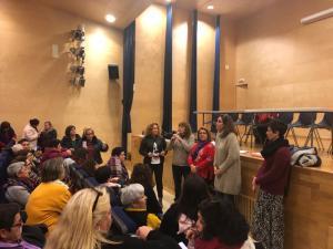 En la reunión de Córdoba también han participado representantes del movimiento asociativo granadino.