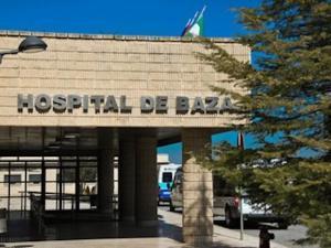 Hospital de Baza.