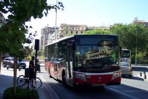 El billete del bus costará 1,40 euros.