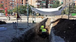 El nuevo proyecto de intervención arqueológica ya ha comenzado.