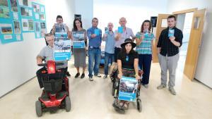 Presentación de la campaña de accesibilidad en Atarfe.